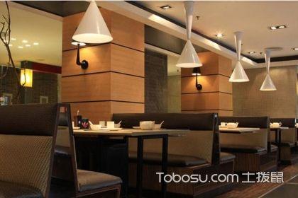 西式餐厅装修效果图,餐厅设计有哪些注意事项