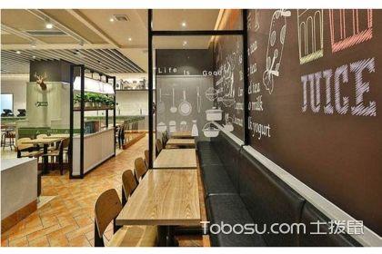 快餐厅装修设计,更具创意的餐厅装修