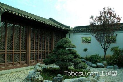 古典庭院图片,怎样完美打造中国式特色的古典风格