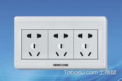 明装型插座安装方法,明装与安装的区别介绍