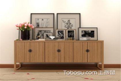 客厅装饰柜选购技巧,教你挑选满意的装饰柜