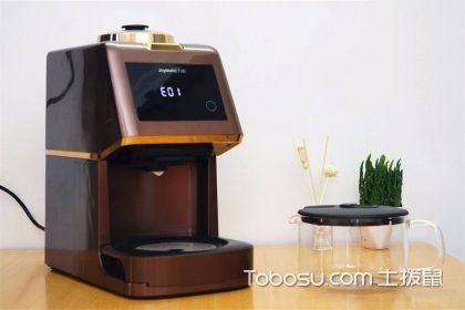 豆浆机什么牌子好,如何选择豆浆机