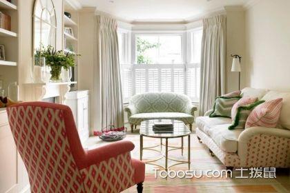 室內窗簾設計,家具室內窗簾的顏色以及設計方法