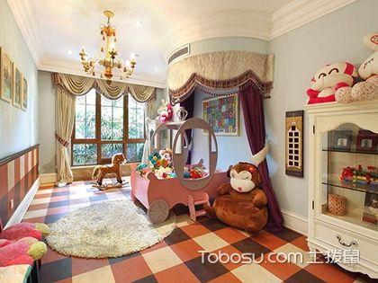 儿童房设计图片大全,装点孩子的童年