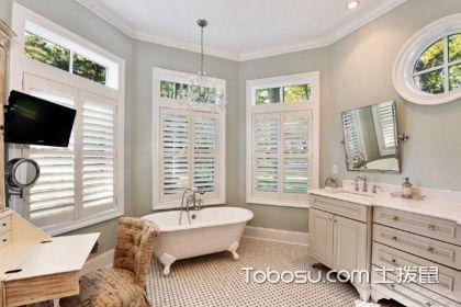 别墅卫生间窗高度,窗户尺寸多少合适呢?