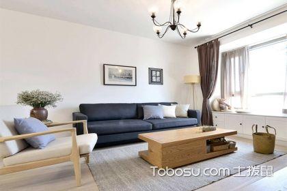 客厅装修日式风格,榻榻米樱花各种元素应有尽有