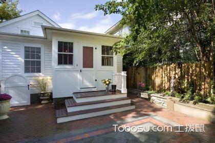 庭院房子设计效果图,如何设计优雅别致的庭院房子