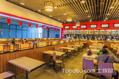 快餐厅装修风格有哪些,快餐厅的装修风格种类