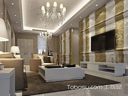 正方形客厅装修效果图,展现家居装饰魅力