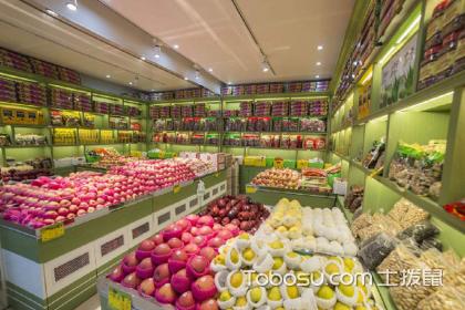 50平水果店装修多少钱?装修水果店的预算