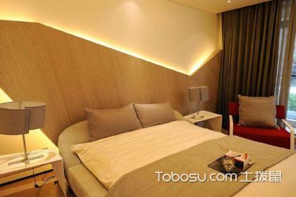 客房设计图卧室图片,卧室房间正确布置方法