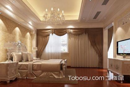 别墅主卧室内装修效果图,哪一款你更喜欢呢?