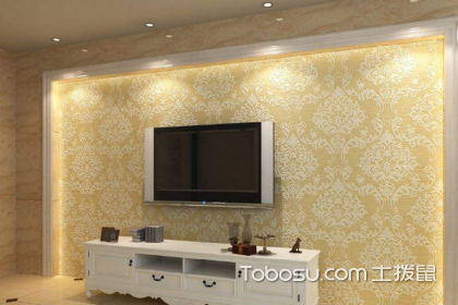 客厅壁纸颜色选择方法,客厅使用什么颜色的壁纸好看
