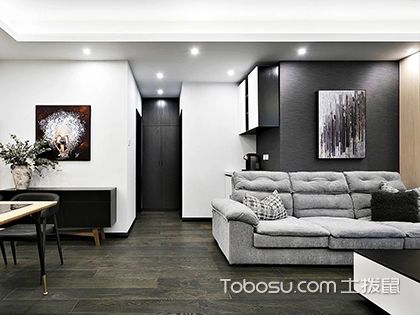 170平米四居室装修图,打造现代简约的精致生活