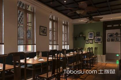 餐廳設計裝修風格種類,裝修餐廳需要注意的事項