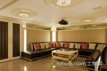 50平方客厅装修效果图,不同的风格不同的感觉