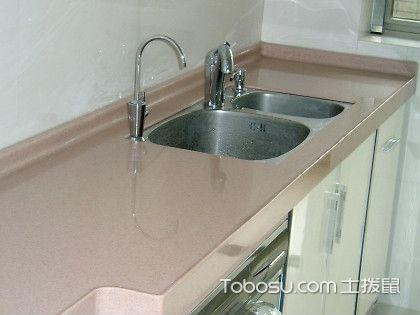 橱柜台面止水条,厨房装修必不可少的小物件