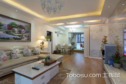 欧式风格客厅装修效果图,客厅更完美