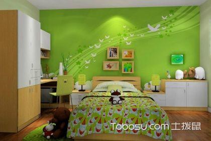 兒童房顏色的選擇,兒童房顏色選擇注意事項有哪些呢!
