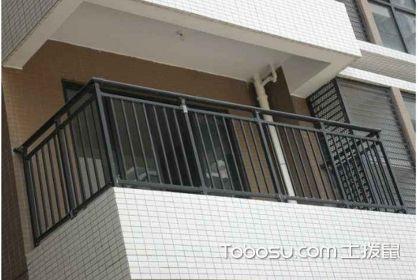 别墅阳台栏杆安装,什么风格的栏杆更好看?