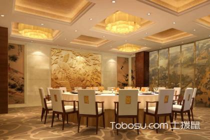 中式装修餐厅方法,中式餐厅装修设计技巧