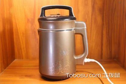 豆漿機怎么保養,豆漿機清潔保養技巧