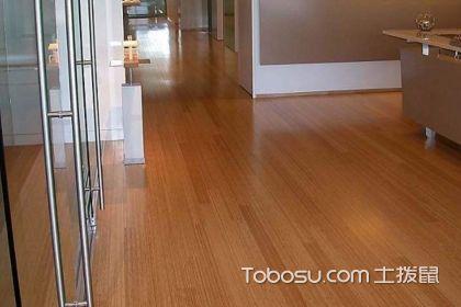 竹地板效果图,房屋装修的不二选择