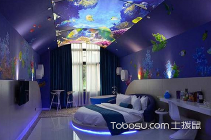 海洋主题客房设计注意事项,海洋主题客房设计要点