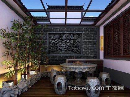 一楼庭院设计实景图,这样做才美观又实用