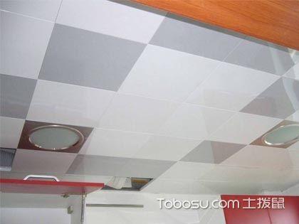 铝扣板吊顶怎么进行安装?铝扣板吊顶安装流程详解
