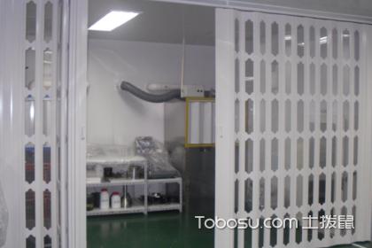 小折叠门厨房有什么优点?厨房折叠门的材质选择