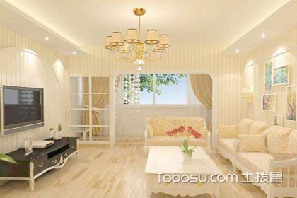 客厅u乐娱乐平台壁纸选择技巧,选择客厅壁纸的要点
