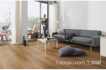 三层实木地板效果图,三层实木地板优缺点介绍