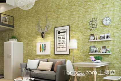 电视墙贴壁纸效果,电视墙贴什么壁纸更好看