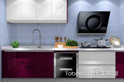 一字型厨房装修图,小户型厨房装修设计图片