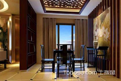 中式风格餐厅如何设计,中式风格餐厅装修设计效果图
