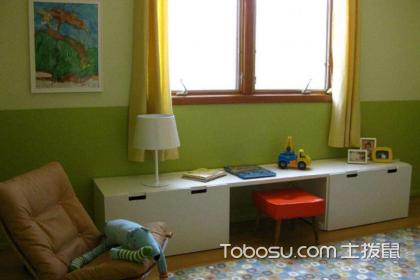 儿童房墙漆颜色正确选择,儿童房墙面使用什么颜色的墙漆