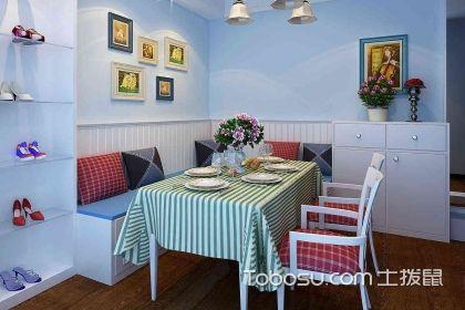 小户型简约装修餐厅设计,小户型的餐厅简约设计案例