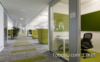 复式办公楼装修效果图,满满的时尚设计感