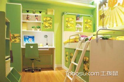 你知道兒童房顏色的搭配方法嗎?兒童房顏色注意些什么呢?