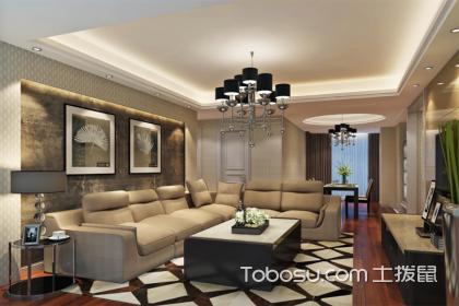 棕色地板装修效果图,棕色地板可以搭配那些风格?