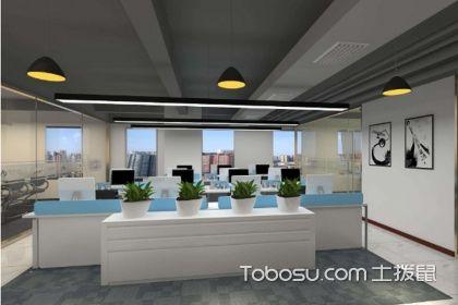 50平的办公室装修效果图,小空间大用途