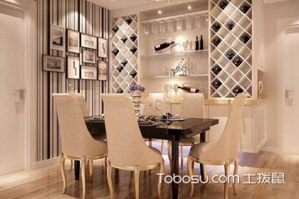 餐厅家装效果图,温馨舒适的装修