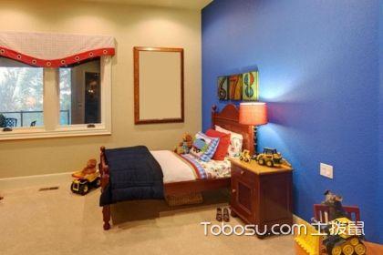 十平儿童房装修效果图,给孩子一个独立的空间