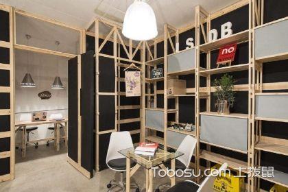 小型办公室设计,小小的空间也能有大大的用途
