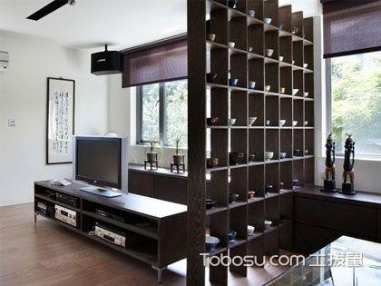 客厅隔断怎么设计好看?可以使用哪些材料?