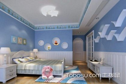 儿童房室内设计,如何设计儿童房的室内空间和格局