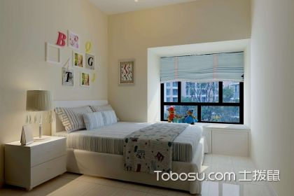 有飘窗儿童房案例欣赏,有飘窗的儿童房如何设计