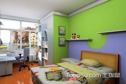 10平米儿童房,教你如何在小平方区域内设计儿童房