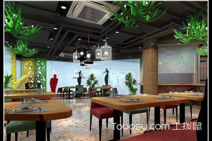 主题餐厅特色多,主题餐厅效果图是好选择